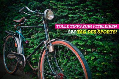 Tipps zum fit bleiben